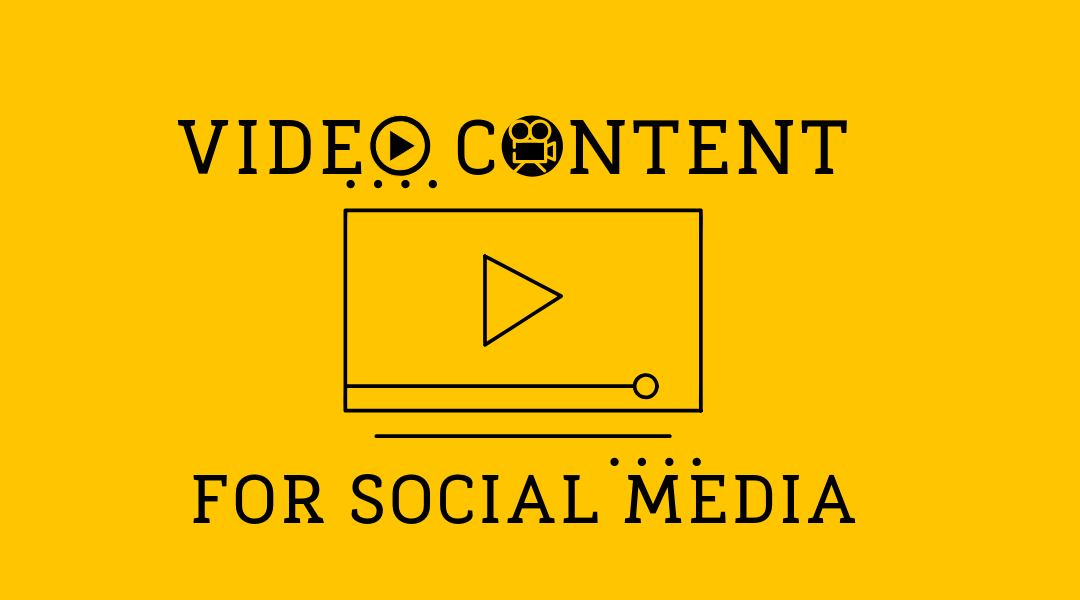 Social Media Video content for Businesses